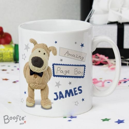 Boofle Male Wedding Mug